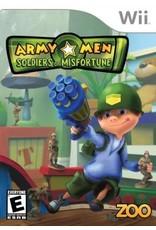Wii Army Men Soldiers of Misfortune (CiB)