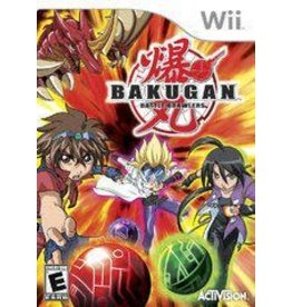 Wii Bakugan Battle Brawlers (No Manual)