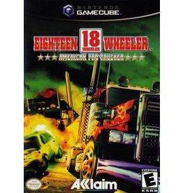 Gamecube 18 Wheeler American Pro Trucker (CIB)
