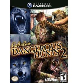 Gamecube Cabela's Dangerous Hunts 2 (CiB)