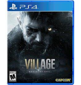 Playstation 4 Resident Evil Village