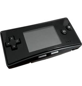 GameBoy Advance Gameboy Micro Black (USED)