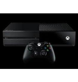 Xbox One Xbox One 500 GB Black Console (Used)