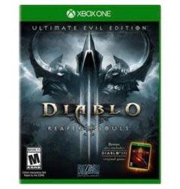 Xbox One Diablo III Reaper of Souls Ultimate Evil Edition (CiB)