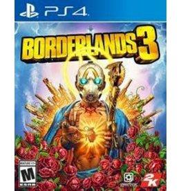 Playstation 4 Borderlands 3 (Used)