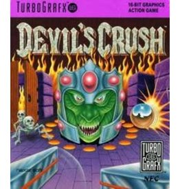 TurboGrafx-16 Devil's Crush (CiB)