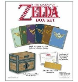 Prima Guide Zelda Box Set Collector's Edition Guides (CiB, Damaged Box)