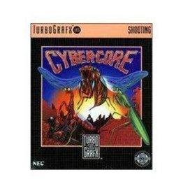 TurboGrafx-16 Cyber-Core (Case & Manual)