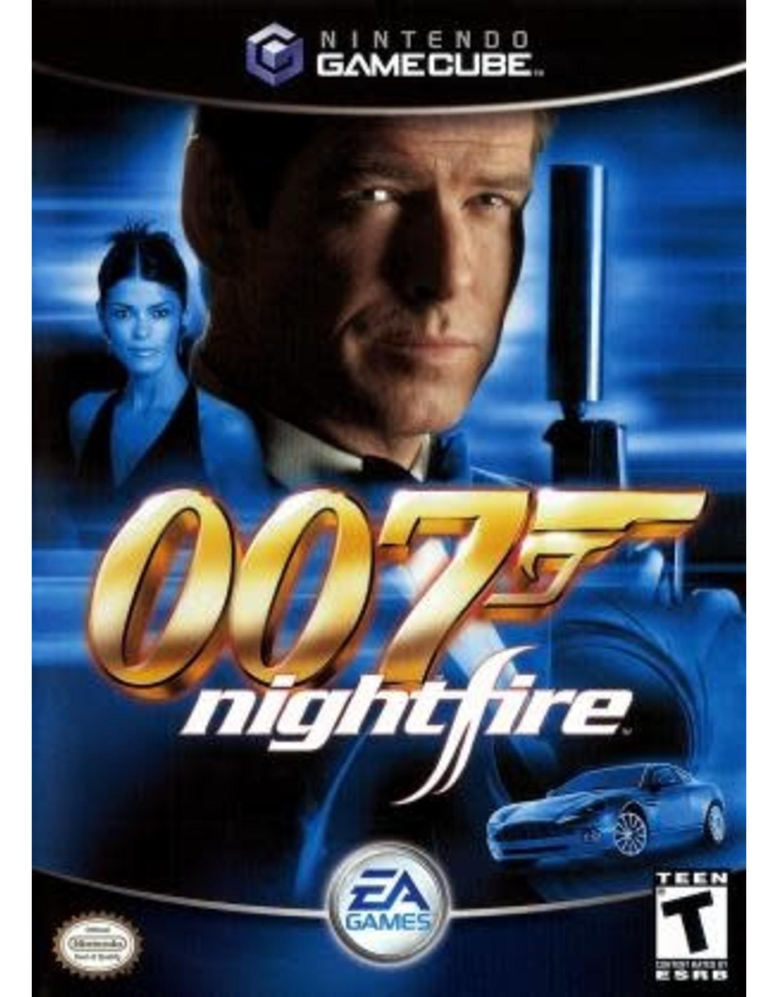 Gamecube 007 Nightfire (CiB)