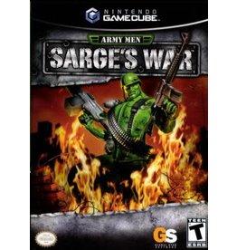 Gamecube Army Men Sarge's War (CiB)
