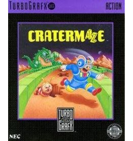 TurboGrafx-16 Cratermaze (Cart Only)