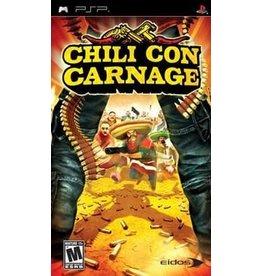 PSP Chili Con Carnage (CiB)