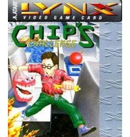 Atari Lynx Chip's Challenge (CiB)