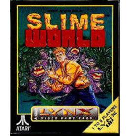 Atari Lynx Todd's Adventure in Slime World (CiB)