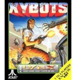 Atari Lynx Xybots (Boxed, No Manual, Includes Poster!)