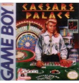 GameBoy Caesar's Palace (Cart Only)