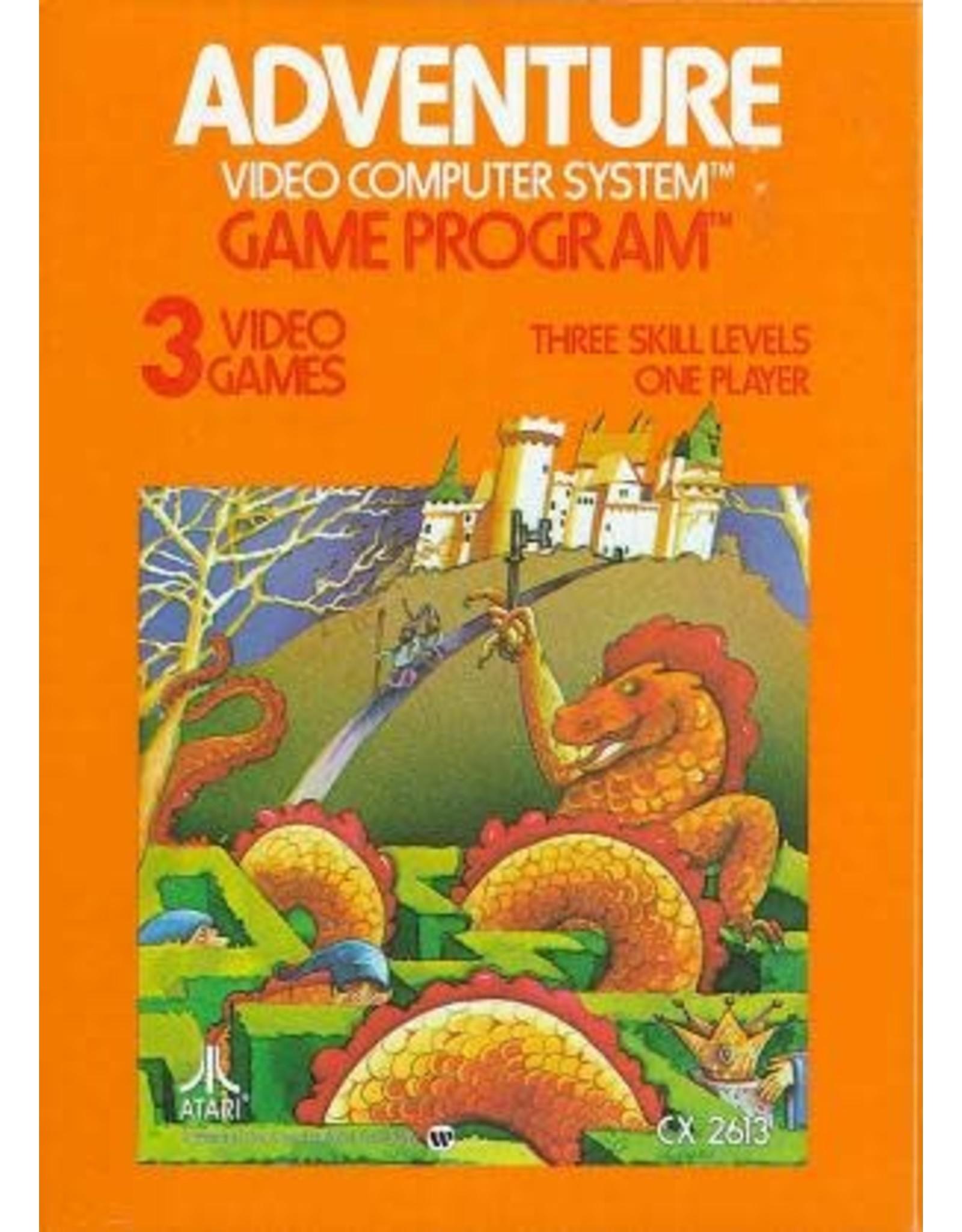 Atari 2600 Adventure (Cart Only)