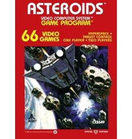 Atari 2600 Asteroids (Cart Only, Damaged Label)