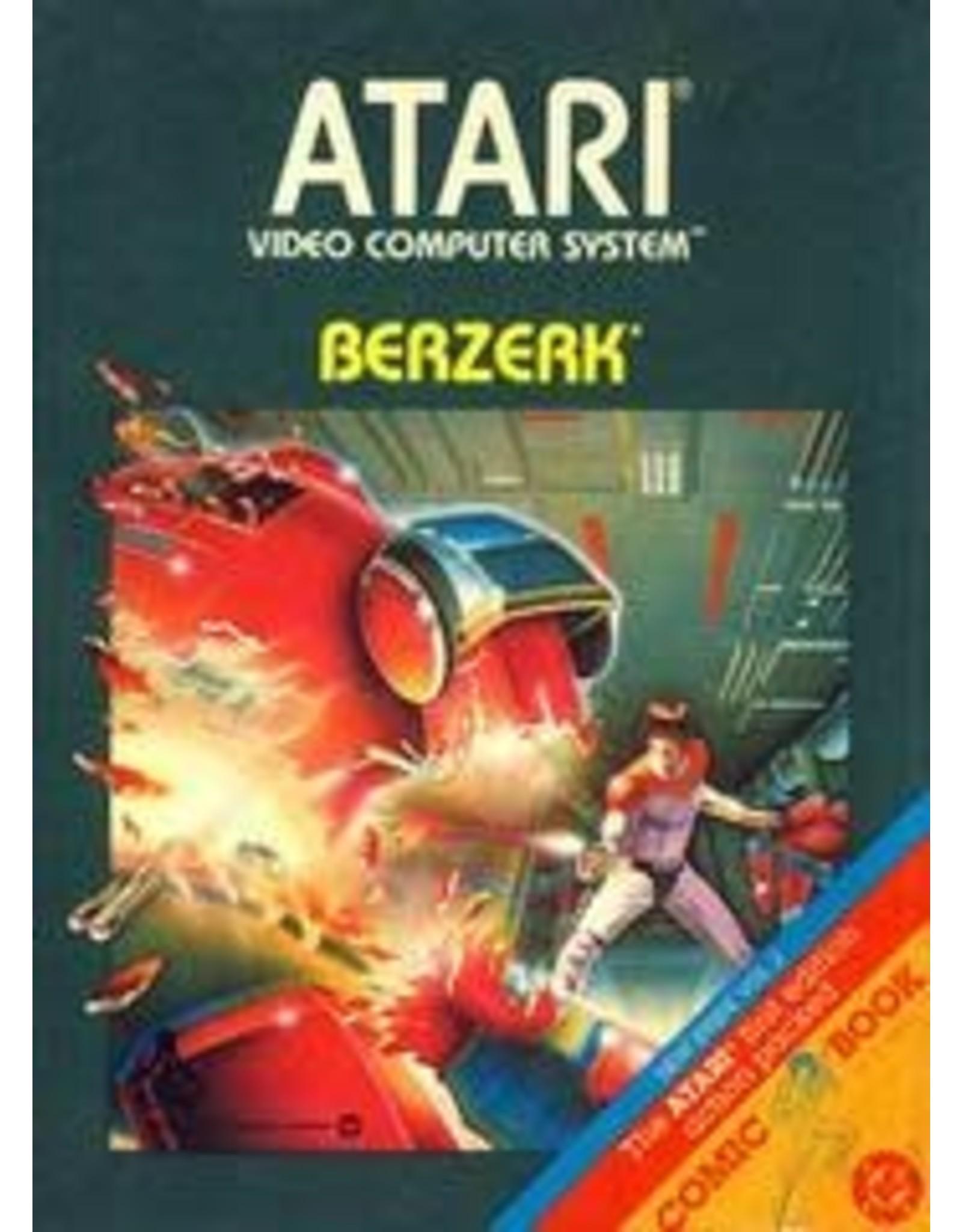Atari 2600 Berzerk (Cart Only)