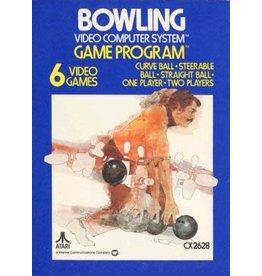 Atari 2600 Bowling (Cart Only, Text label)
