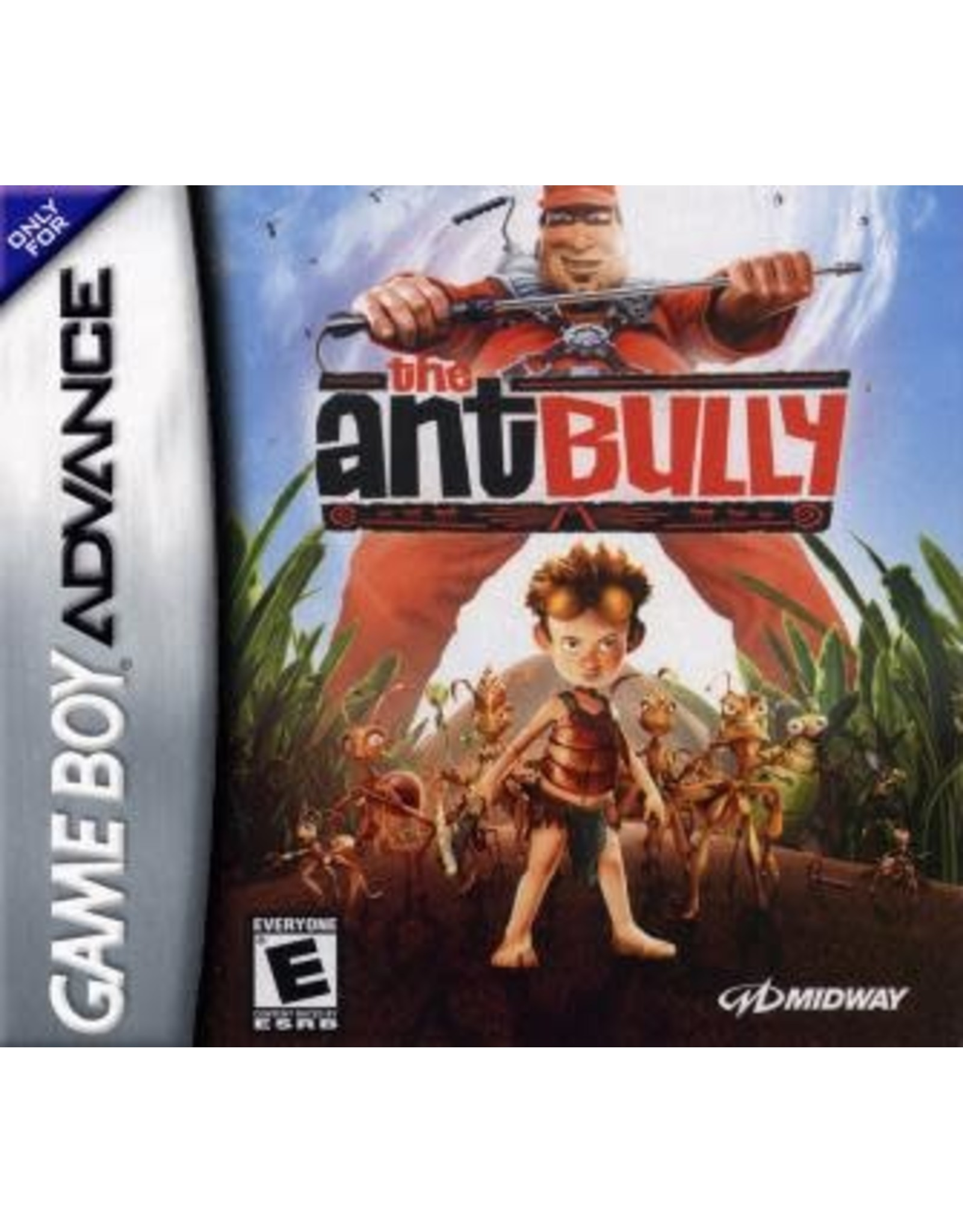 GameBoy Advance Ant Bully (Cart Only)