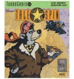 TurboGrafx-16 TaleSpin (Case & Manual)