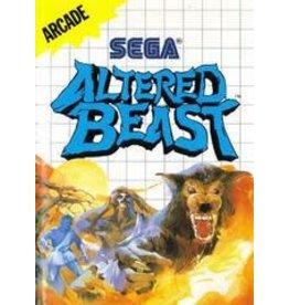 Sega Master System Altered Beast (CiB)