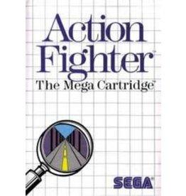 Sega Master System Action Fighter (CiB)