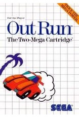 Sega Master System Out Run (CiB)