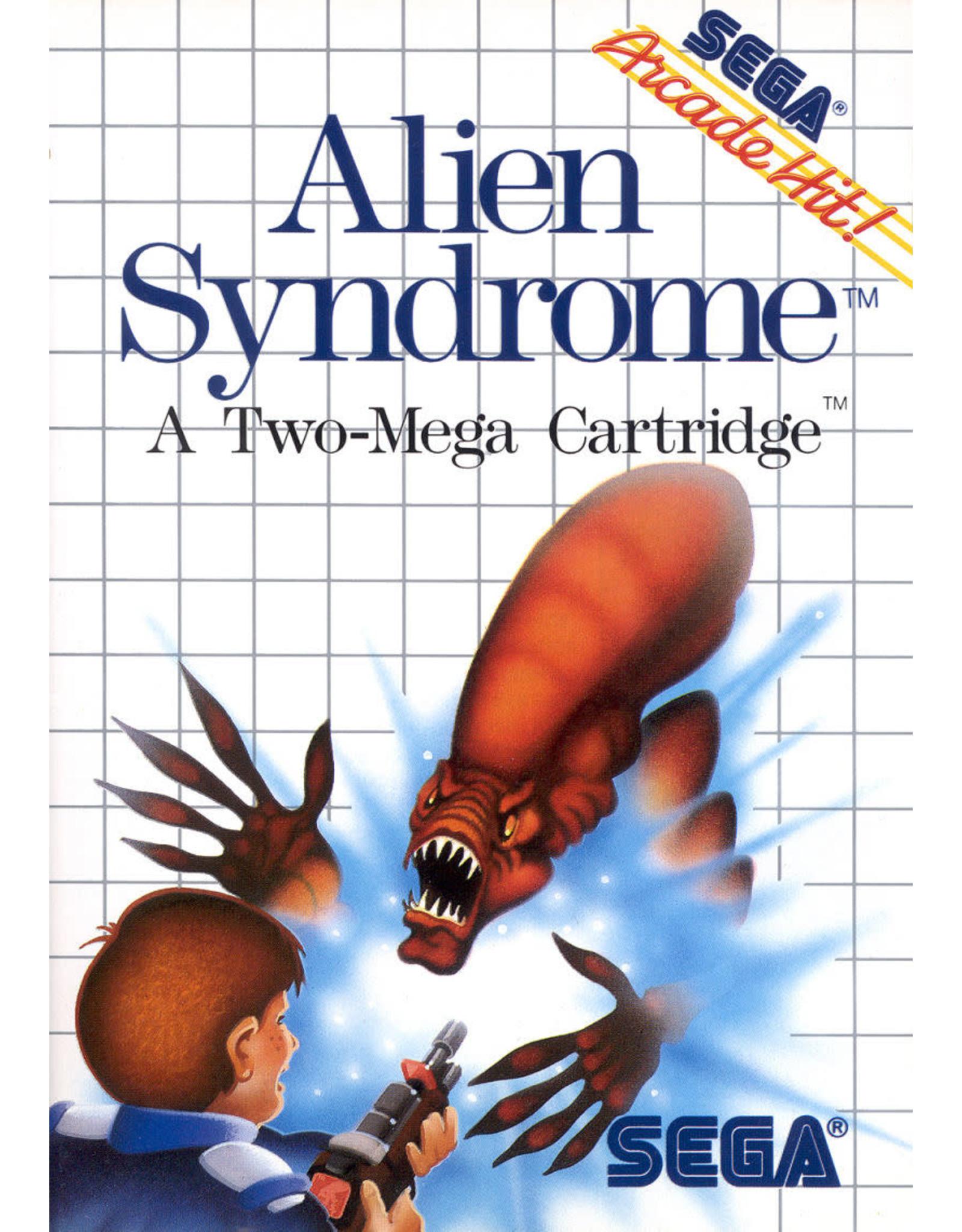 Sega Master System Alien Syndrome (Cart Only)