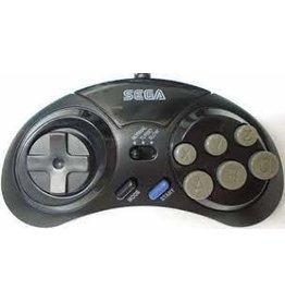 Sega Genesis Sega Genesis 6 Button Turbo Controller (OEM, Used)