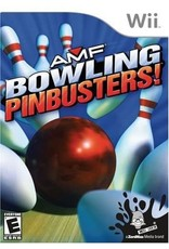 Wii AMF Bowling Pinbusters (CiB)