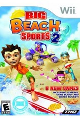 Wii Big Beach Sports 2 (CiB)