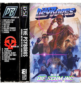 Psyborgs Soundtrack Cassette (With Download Code)