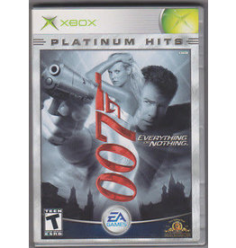 Xbox 007 Everything or Nothing (Platinum Hits, CiB)