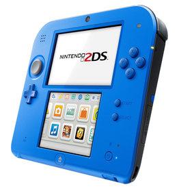 Nintendo 3DS Nintendo 2DS Black & Blue Mario Kart Edition (USED, Mario Kart 7 Not Included)
