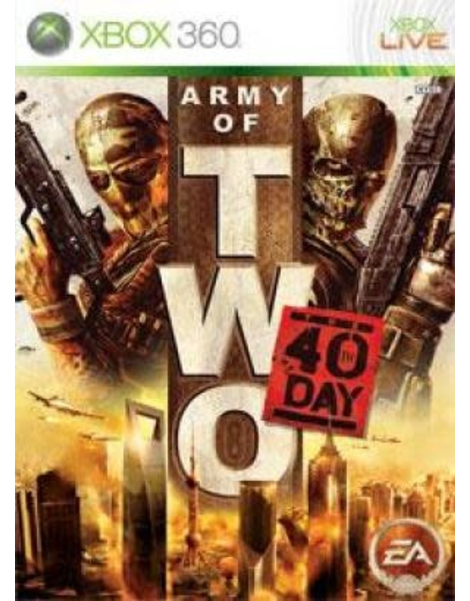 Xbox 360 Army of Two: The 40th Day (CiB)