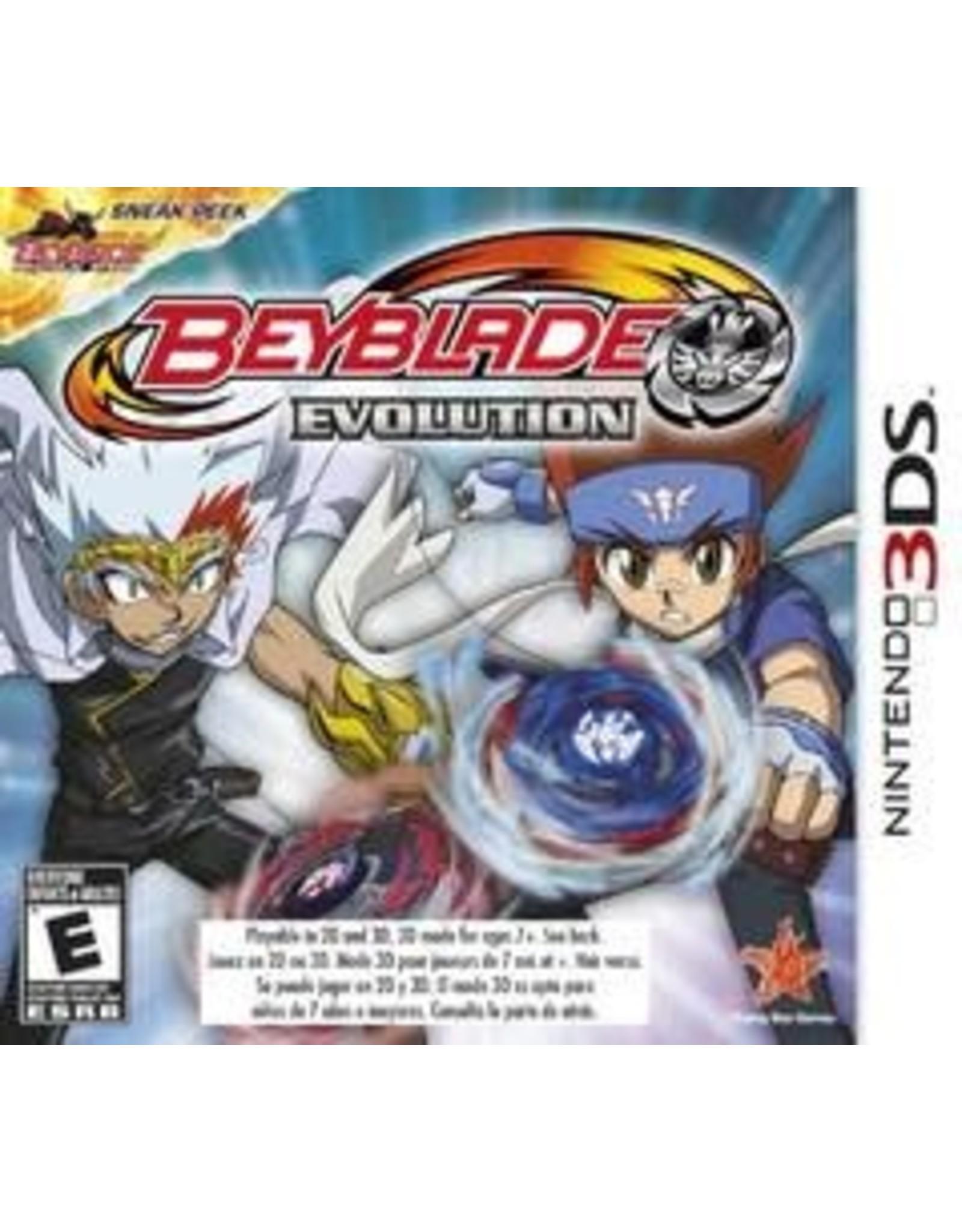 Nintendo 3DS Beyblade: Evolution (Cart Only)