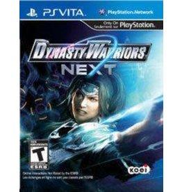 Playstation Vita Dynasty Warriors Next (Used)