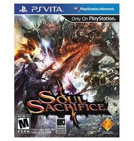 Playstation Vita Soul Sacrifice (Used)