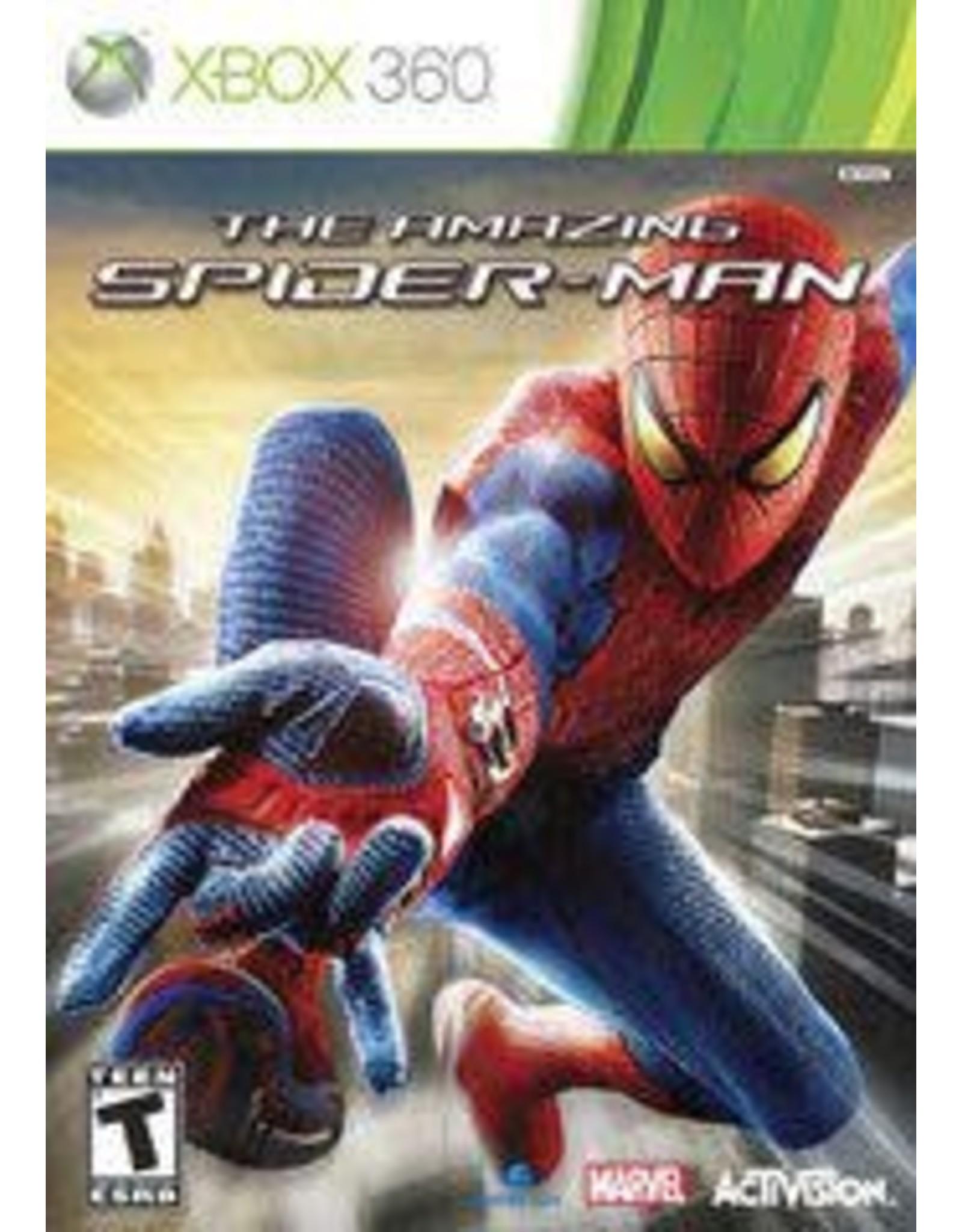 Xbox 360 Amazing Spider-Man (CiB)