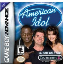 GameBoy Advance American Idol (Cart Only)