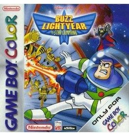 GameBoy Color Buzz Lightyear of Star Command (Cart Only)