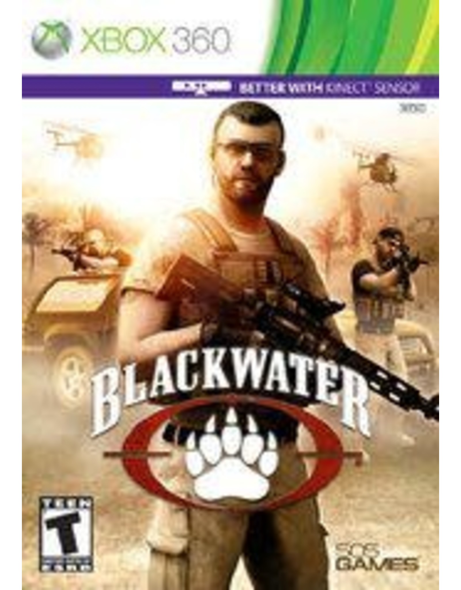 Xbox 360 Blackwater (CiB)
