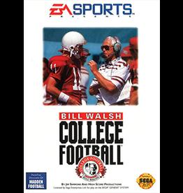 Sega Genesis Bill Walsh College Football (Cart Only)