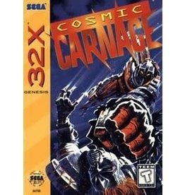 Sega 32X Cosmic Carnage (Cart Only)