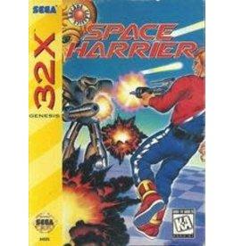 Sega 32X Space Harrier (CiB)