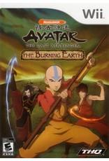Wii Avatar The Burning Earth (CiB)