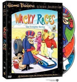 Animated Wacky Races The Complete Series (Brand New)