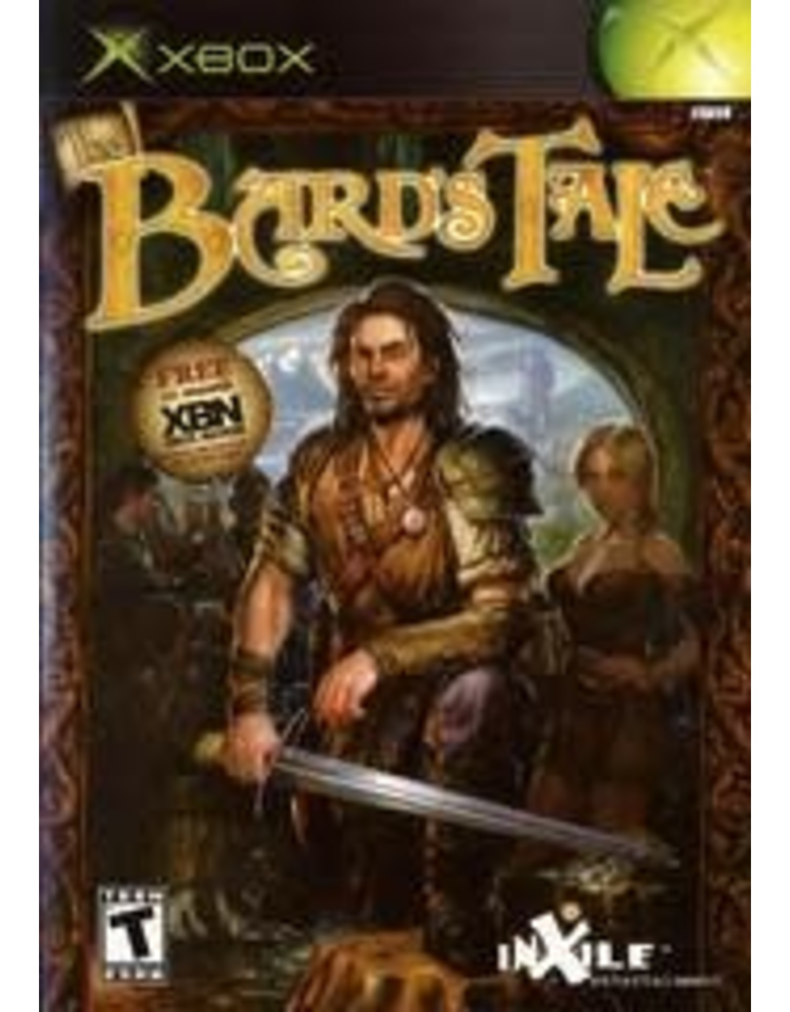 Xbox Bard's Tale (CiB)